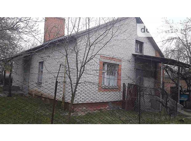Продажа дома, 74.2м², Житомирская, Брусилов, c.Хомутец