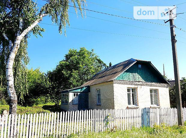 одноэтажный дом с садом, 70 кв. м, кирпич. Продажа в Скочище (Житомирская обл.) фото 1