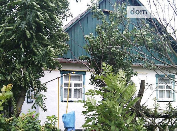 одноповерховий будинок з садом, 88 кв. м, дерево та цегла. Продаж в Соболівці (Житомирська обл.) фото 1