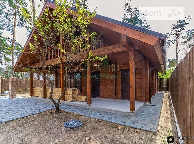двухэтажный дом с камином, 120 кв. м, сруб. Продажа в Буче район Буча фото 2