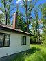 одноэтажный дом с камином, 100 кв. м, дерево и кирпич. Продажа в Буче район Буча фото 4
