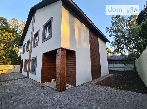 двухэтажный дом, 140 кв. м, газобетон. Продажа в Буче район Буча фото 1
