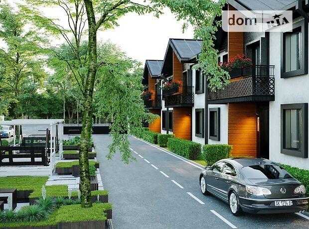 трехэтажный дом с мансардой, 150 кв. м, газобетон. Продажа в Буче район Буча фото 1