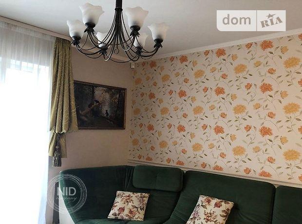 двухэтажный дом с камином, 125 кв. м, газобетон. Продажа в Буче район Буча фото 1
