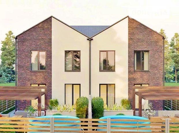 двухэтажный дом с террасой, 113 кв. м, кирпич. Продажа в Буче район Буча фото 1
