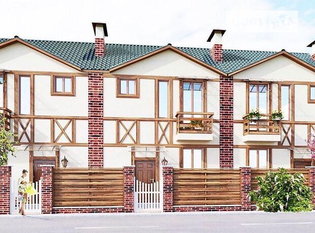 трехэтажный дом с мансардой, 120 кв. м, кирпич. Продажа в Буче район Буча фото 1