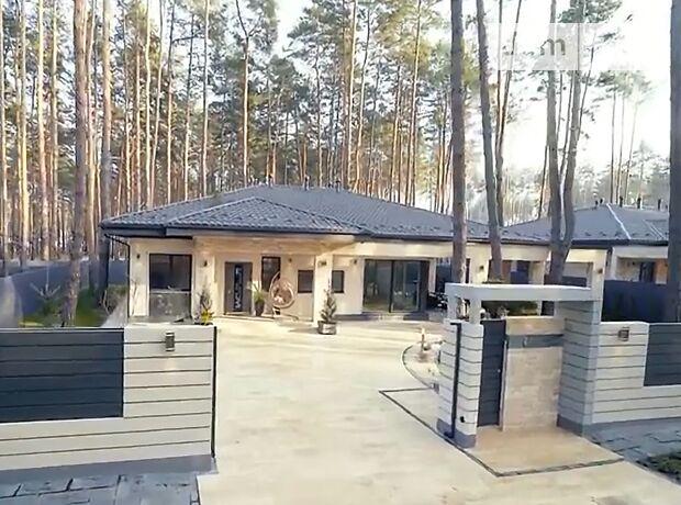 одноэтажный дом с садом, 205 кв. м, монолит. Продажа в Буче район Буча фото 1