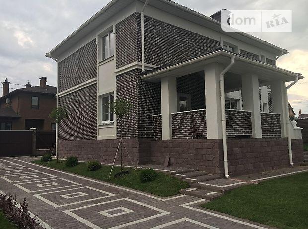 двухэтажный дом с террасой, 180 кв. м, кирпич. Продажа в Буче фото 1