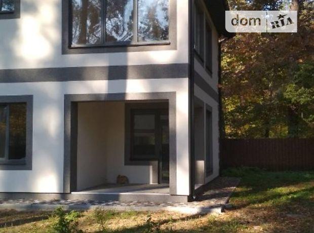 двухэтажный дом с террасой, 148 кв. м, кирпич. Продажа в Буче фото 1