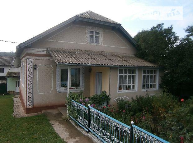 Продажа дома, 100м², Тернопольская, Бучач, c.Помирцы, центральна