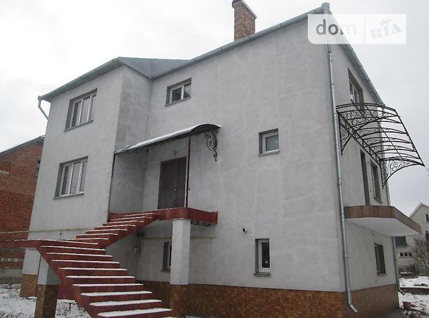 двухэтажный дом с садом, 220 кв. м, кирпич. Продажа в Бурштыне фото 1