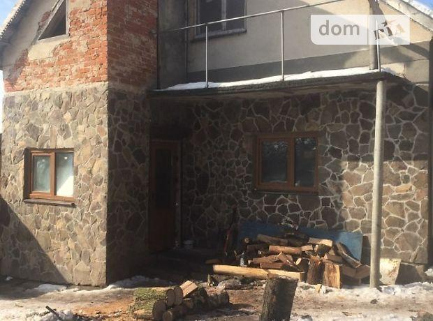двухэтажный дом, 80 кв. м, кирпич. Продажа в Бурштыне фото 1