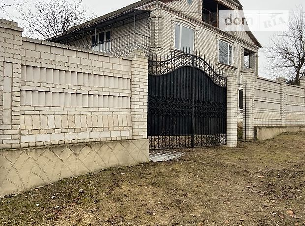 двухэтажный дом с садом, 180 кв. м, кирпич. Продажа в Ольгополе (Винницкая обл.) фото 1
