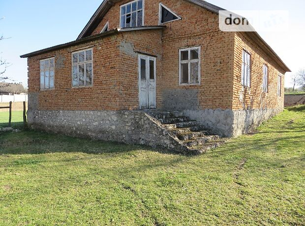 одноэтажный дом с верандой, 157 кв. м, кирпич. Продажа в Гусятине (Хмельницкая обл.) фото 1