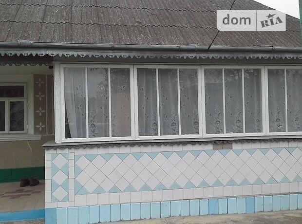 одноэтажный дом с верандой, 60 кв. м, глинобитный. Продажа в Летавой (Хмельницкая обл.) фото 1