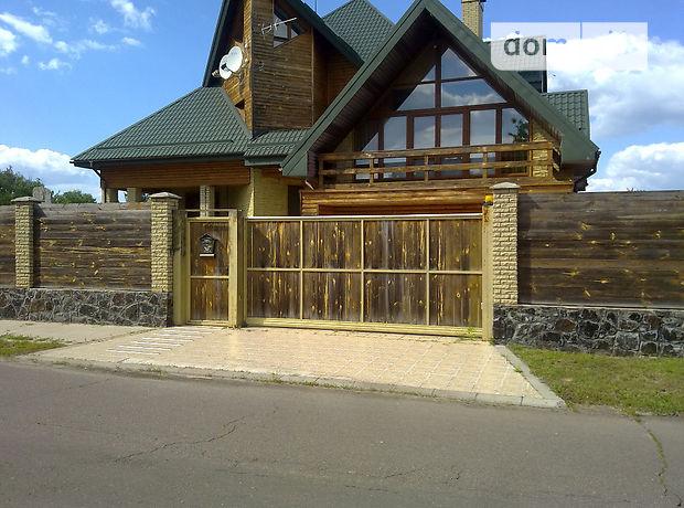 двухэтажный дом с камином, 591 кв. м, кирпич. Продажа в Крещатике (Черкасская обл.) фото 1