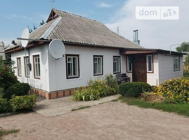 одноэтажный дом с ремонтом, 63 кв. м, кирпич. Продажа в Белозерье (Черкасская обл.) фото 1