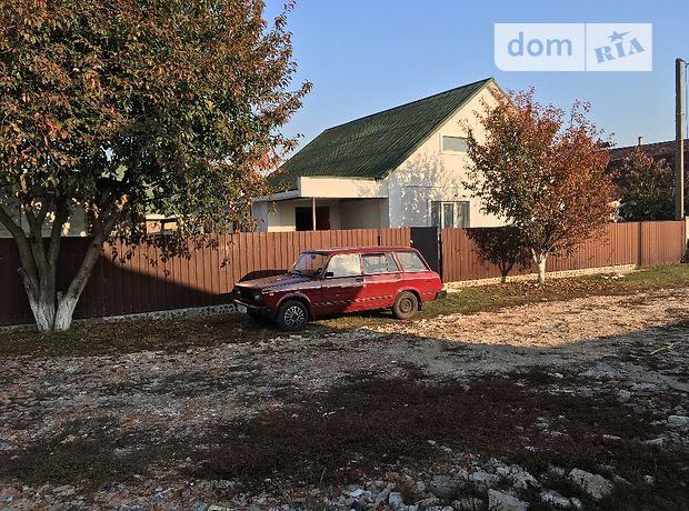 одноэтажный дом с садом, 102 кв. м, кирпич. Продажа в Червоной Слободе (Черкасская обл.) фото 1