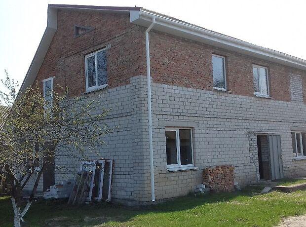 двухэтажный дом с камином, 200 кв. м, кирпич. Продажа в Хацьках (Черкасская обл.) фото 1