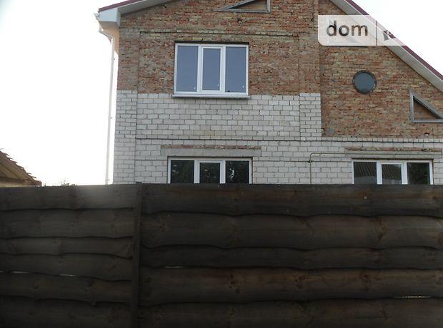 одноэтажный дом с камином, 200 кв. м, кирпич. Продажа в Хацьках (Черкасская обл.) фото 1