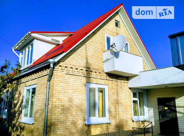 двухэтажный дом с садом, 154 кв. м, ракушечник (ракушняк). Продажа в Черкассах район к-т Мир фото 1