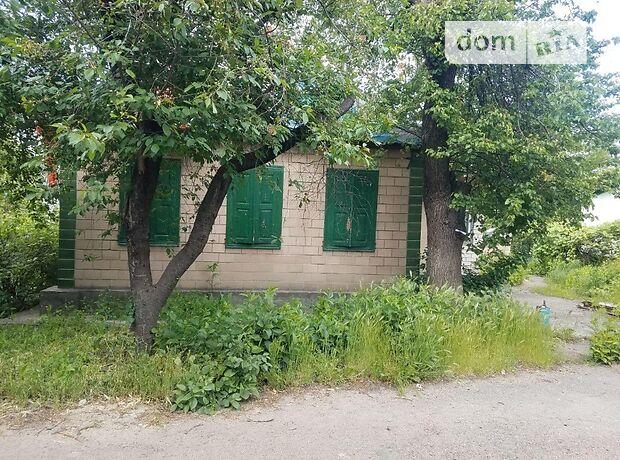 одноэтажный дом, 63 кв. м, дерево и кирпич. Продажа в Черкассах район к-т Мир фото 1