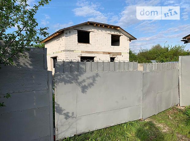двухэтажный дом с гаражом, 135 кв. м, газобетон. Продажа в Черкассах район к-т Мир фото 1