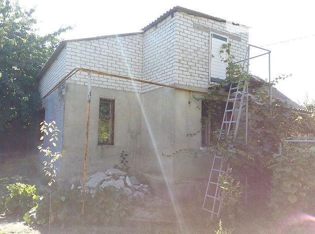 одноэтажный дом с гаражом, 67 кв. м, дерево и кирпич. Продажа в Черкассах район Казбет фото 1