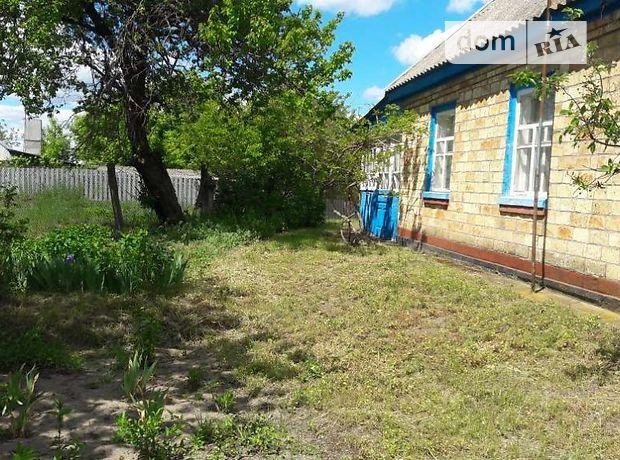 одноэтажный дом с подвалом, 62 кв. м, кирпич. Продажа в Лозовке (Черкасская обл.) фото 1