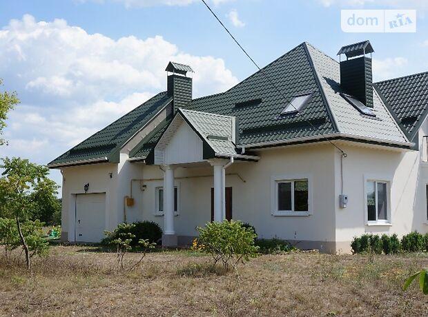 двухэтажный дом с террасой, 215 кв. м, кирпич. Продажа в Нечаевке (Черкасская обл.) фото 1