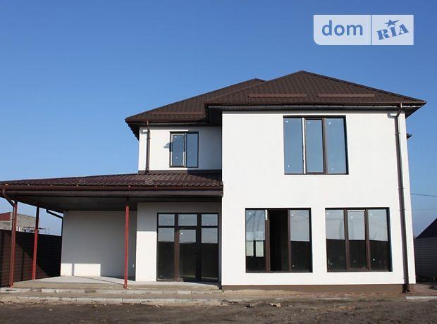 двухэтажный дом с гаражом, 175 кв. м, ракушечник (ракушняк). Продажа в Черкассах район Район Д фото 1