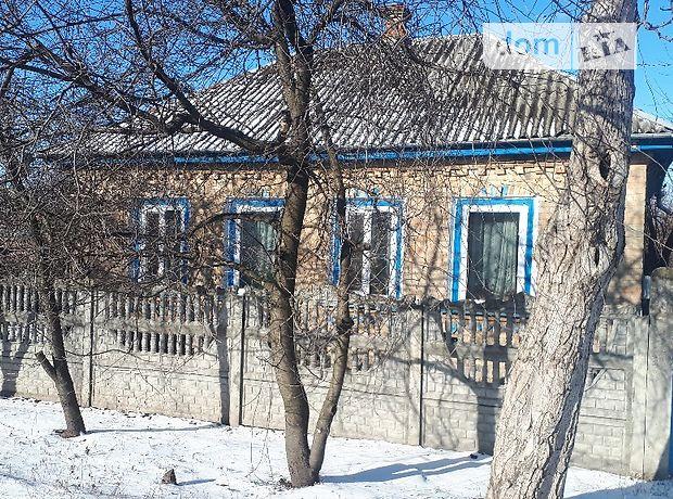 одноэтажный дом с садом, 80 кв. м, кирпич. Продажа в Черкассах район Школьная фото 1