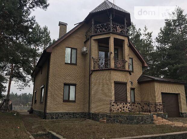 трехэтажный дом с камином, 316 кв. м, кирпич. Продажа в Сокирно (Черкасская обл.) фото 1