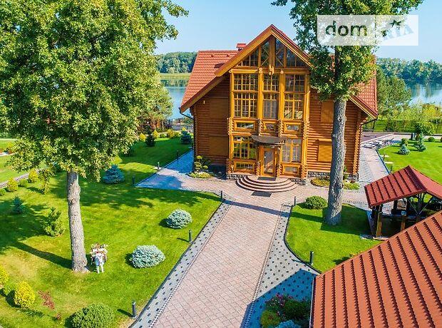 трехэтажный дом с камином, 500 кв. м, кирпич. Продажа в Сокирно (Черкасская обл.) фото 1