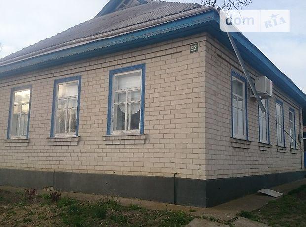 одноэтажный дом с садом, 81 кв. м, кирпич. Продажа в Степанках (Черкасская обл.) фото 1