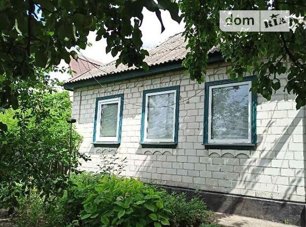 одноэтажный дом с садом, 70 кв. м, дерево и кирпич. Продажа в Степанках (Черкасская обл.) фото 1