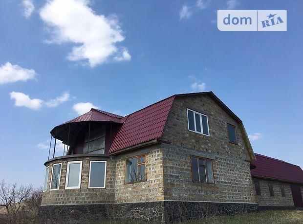 двухэтажный дом с камином, 285 кв. м, кирпич. Продажа в Степанках (Черкасская обл.) фото 1