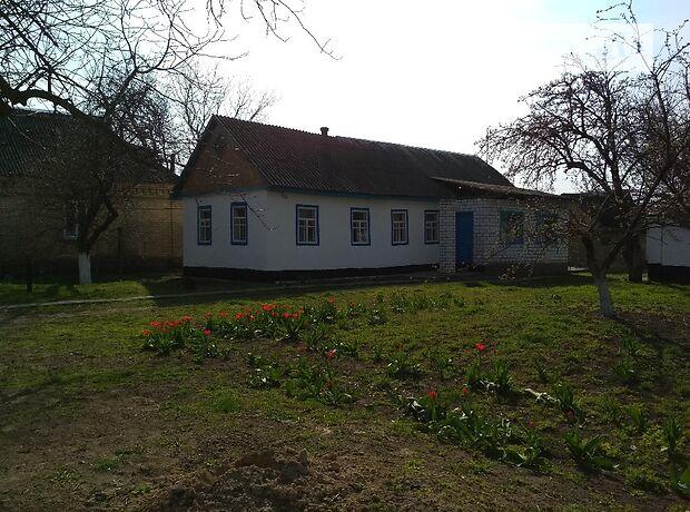 одноэтажный дом с садом, 54.25 кв. м, глинобитный. Продажа в Степанках (Черкасская обл.) фото 1