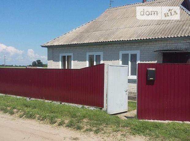 одноэтажный дом, 66 кв. м, кирпич саманный. Продажа в Яснозорье (Черкасская обл.) фото 1