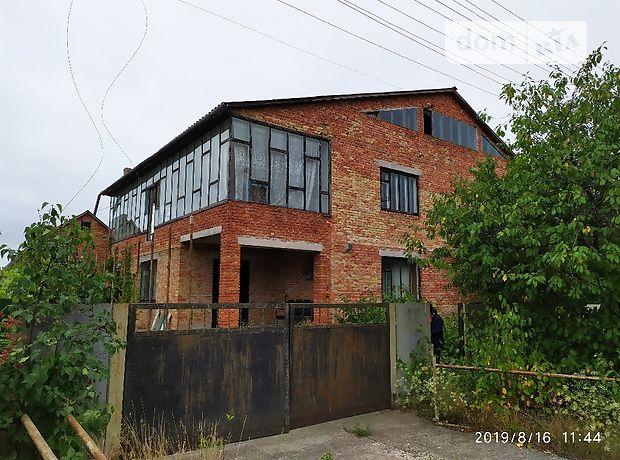 двухэтажный дом с гаражом, 317 кв. м, кирпич. Продажа в Будище (Черкасская обл.) фото 1