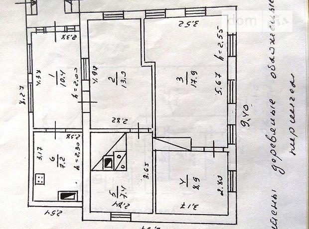 Продажа дома, 70м², Черкассы, р‑н.Червоная Слобода, центральна