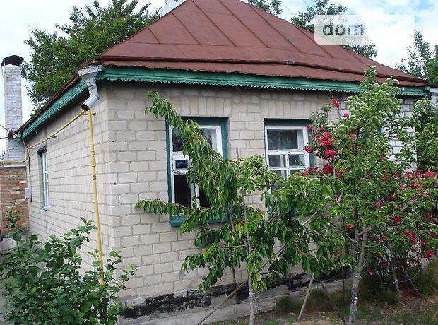одноэтажный дом с садом, 83 кв. м, дерево и кирпич. Продажа в Черкассах район Дахновка фото 1