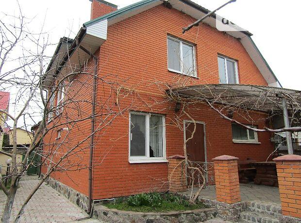 двухэтажный дом, 135 кв. м, кирпич. Продажа в Черкассах район Дахновка фото 1