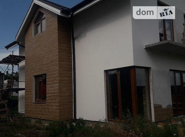 двухэтажный дом с гаражом, 150 кв. м, кирпич. Продажа в Геронимовке (Черкасская обл.) фото 1