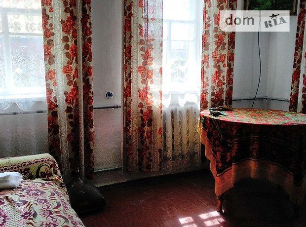 одноэтажный дом с садом, 90 кв. м, дерево и кирпич. Продажа в Сагуновке (Черкасская обл.) фото 1