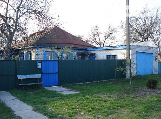 одноэтажный дом с садом, 58 кв. м, дерево и кирпич. Продажа в Сагуновке (Черкасская обл.) фото 1