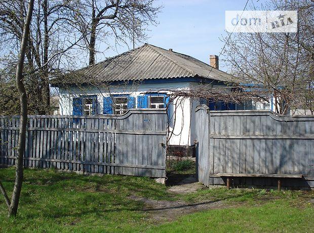 одноэтажный дом, 60 кв. м, дерево и кирпич. Продажа в Сагуновке (Черкасская обл.) фото 1