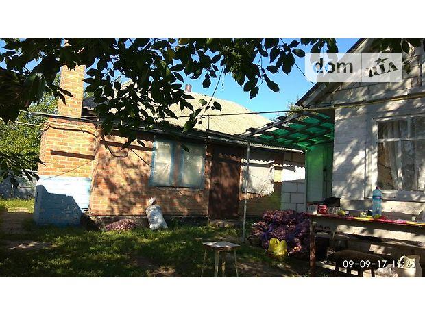 одноэтажный дом, 51.5 кв. м, дерево и кирпич. Продажа в Сагуновке (Черкасская обл.) фото 1
