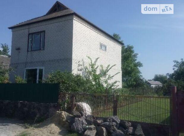 двухэтажный дом с садом, 120 кв. м, кирпич. Продажа в Вергунах (Черкасская обл.) фото 1