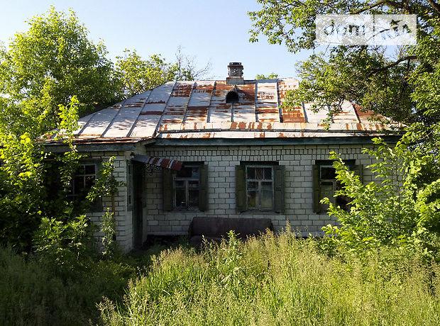 одноэтажный дом, 52 кв. м, дерево и кирпич. Продажа в Вергунах (Черкасская обл.) фото 1